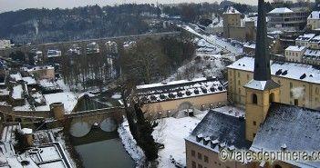 Vistas del Gran Ducado de Luxemburgo