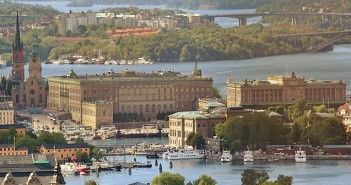 Estocolmo es una ciudad perfecta para una escapada de enamorados.