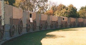 Monumento Voortrekker en Pretoria, capital política de Sudáfrica