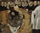 El entierro del Conde de Orgaz de El Greco, en la iglesia de Santo Tomé de Toledo
