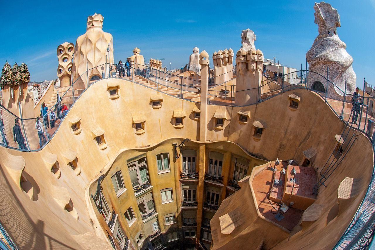 Gaudí es uno de los símbolos más emblemáticos de Barcelona