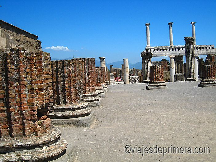 La Basílica de Pompeya.