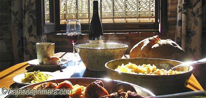 Cocidos de España pCinco cocidos de Españaara la cocina de otoño