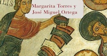 Detalle de la portada del libro Los Reyes del Grial de Marga Torres y José Miguel Ortega del Río, Reino de Cordelia