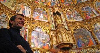 Retablo de la Catedral de Salamanca