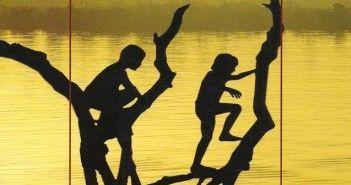 Detalle de la portada de Hijos del ancho mundo de Abraham Verghese, editorial Salamandra