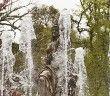 Fuentes de los jardines del Palacio de La Granja de San Ildefonso, en Segovia