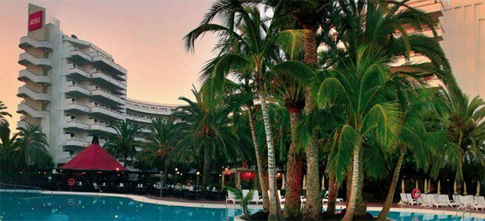 Hoteles RIU en las Islas Canarias.