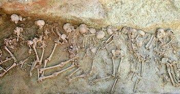 La necrópolis judía de Tárrega deja constancia de las matanzas medievales contra esta comunidad.