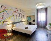 Un hotel que se bebe en Madrid