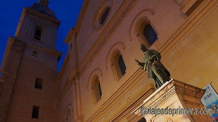 Si haces turismo en Xátiva tienes que ver los monumentos relacionados con los Borgia