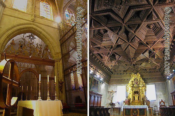 En la Catedral de Cuenca no te puedes perder el altar y la Capilla del Santísimo
