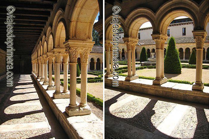 El Monasterio de Santa María Real de Las Huelgas es el primer monasterio cisterciense femenino del medievo castellano