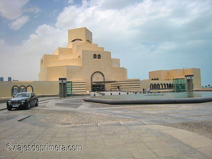 El Museo de Arte Islámico de Doha es uno de los lugares que ver en Qatar más importantes