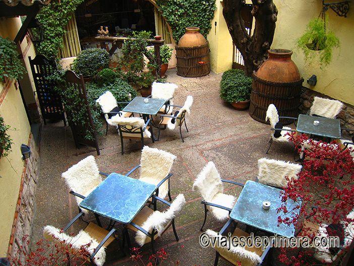 La Hostería del Estudiante es uno de los restaurantes más históricos de Alcalá de Henares
