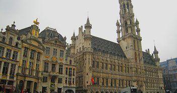 La Grand Place de Bruselas es Patrimonio de la Humanidad desde 1998