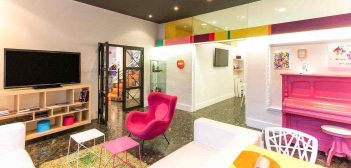 El Ibis Styles Arnedo La Rioja es un hotel económico recomendable por su diseño y su buena relación calidad- precio