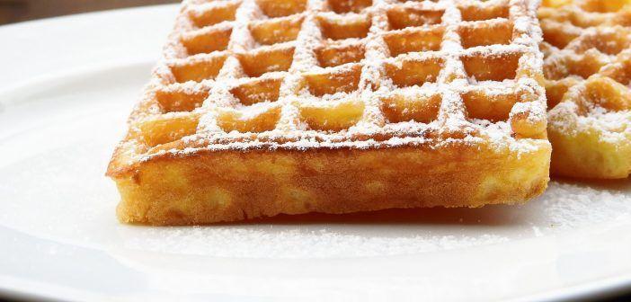 Los gofres con azúcar son unas de las cosas que comer en Bruselas