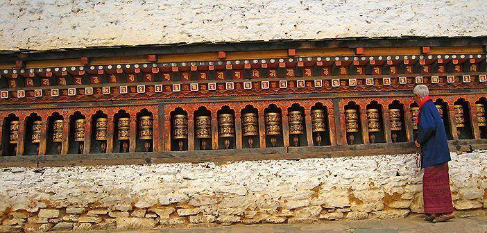 Capital de Bután: Timbu o Timpu