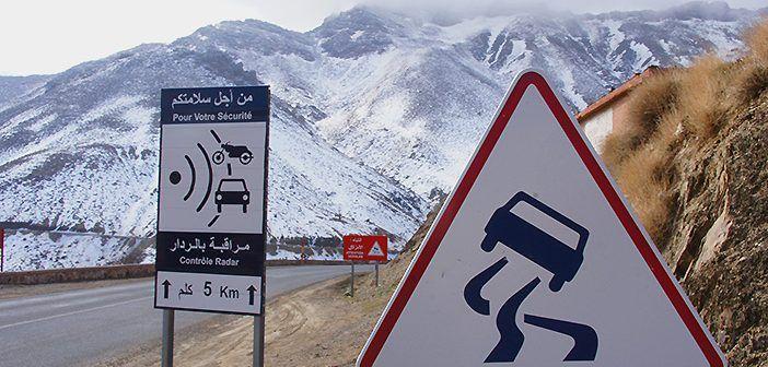Las excursiones desde Marrakech te llevarán a recorrer el Atlas y el Desierto del Sáhara