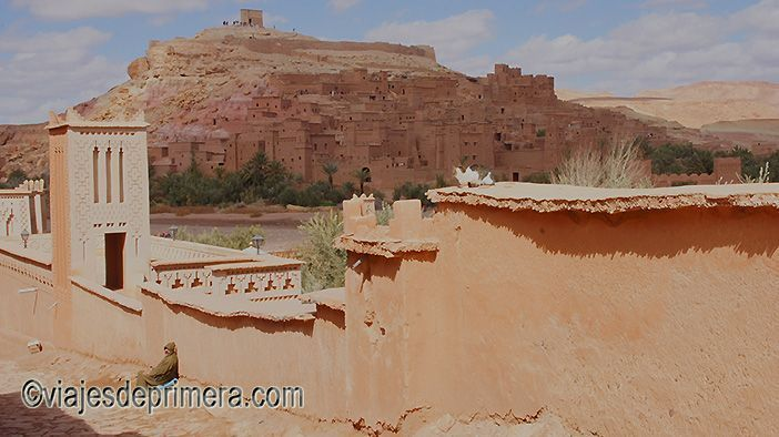 Una de las mejores excursiones desde Marrakech es por la Ruta de las Kasbahs