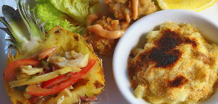 Qué comer en Isla Mauricio