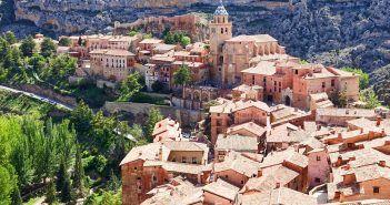 Albarracín es uno de los pueblos medievales más bonitos de España