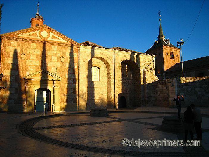 Algunas de las mejores procesiones de Semana Santa en Madrid se realizan en Alcalá de Henares