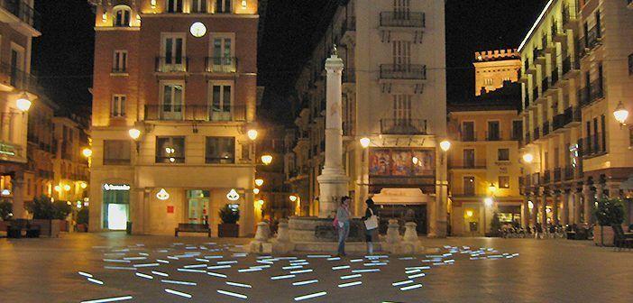 La Plaza del Torico de Teruel