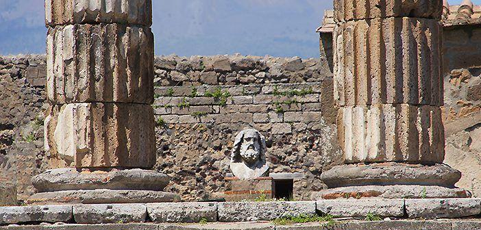 La ciudad de Pompeya, curiosidades de la ciudad destruida por el Vesubio