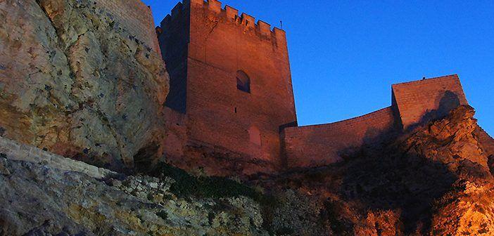 Uno de los pueblos medievales de España más bonitos es Alcalá la Real gracias a la Fortaleza de la Mota