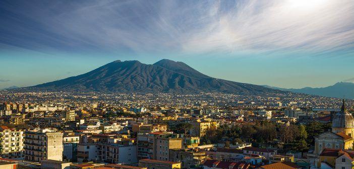 El Vesubio es uno de los lugares que ver en los alrededores de Nápoles