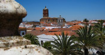 Zafra es uno de los sitios que ver en Extremadura
