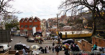 En Antananarivo,capital de Madagascar,hay que extremas las medidas de seguridad personal