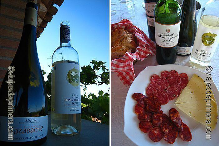 Las catas en el viñedo son una de las actividades estrella de la Feria Entreviñas de Aldeanueva de Ebro.