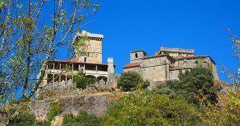 El Castillo de Monterrei es la cuna del primer libro impreso en Galicia, el Misal Auriense