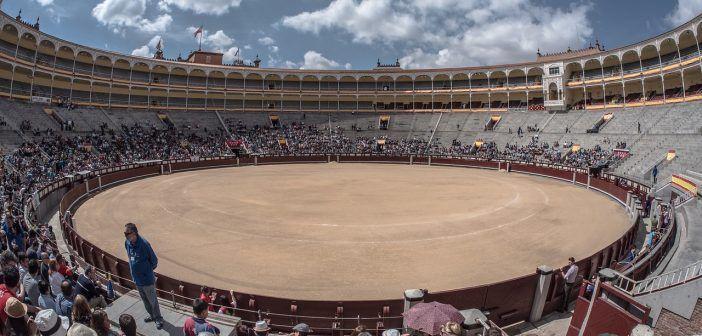 Plaza de toros de Las Ventas de Madrid, la más grande de España