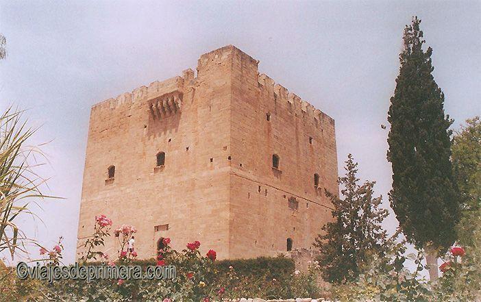 El Castillo de Limasol es una de las fortalezas históricas del Mediterráneo y está en Chipre.