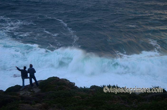 La Costa da Morte es el lugar perfecto para sentir la fuerza del mar
