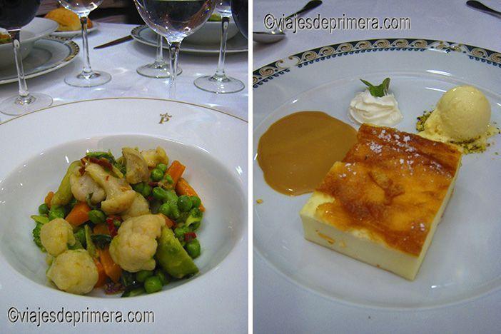 La gastronomía riojana hace del Parador de Santo Domingo de la Calzada uno de los mejores Paradores del Camino de Santiago