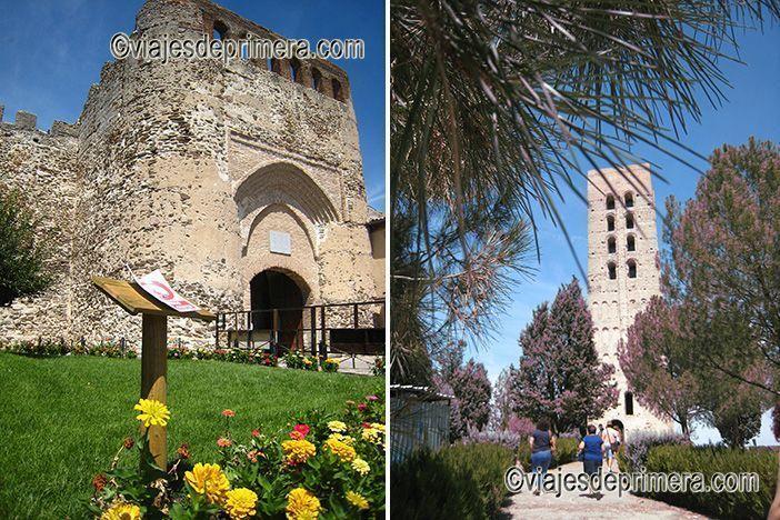La Puerta de la Villa y la Torre de San Nicolás contribuyen a que Coca sea uno de los pueblos bonitos de Segovia.
