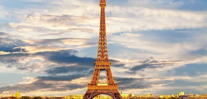 La Torre de París es el punto más alto de la ciudad