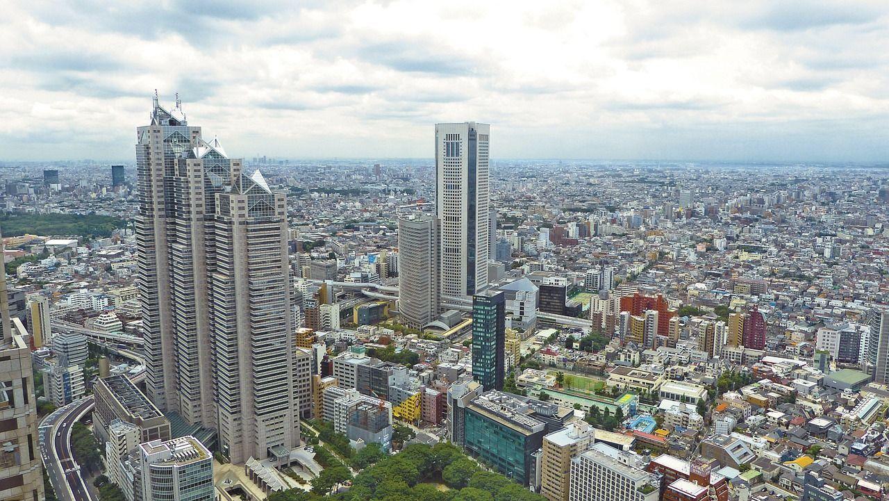 Roppongi Hills y el observatorio del Ayuntamiento de Tokio son dos de los lugares con las mejores vistas de la capital de Japón