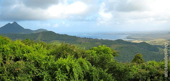 El turismo verde es una de las posibilidades más interesantes en Isla Mauricio, una isla volcánica del Índico