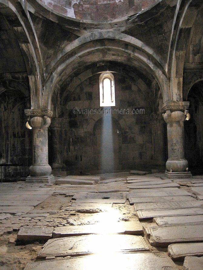 Cementerios más bonitos del mundo, los de Armenia, gracias a las Cruz piedra