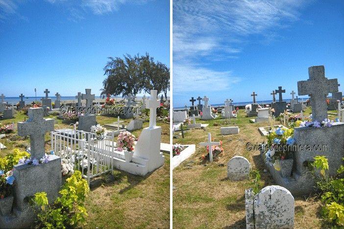 Cementerios más bonitos del mundo, el de Isla Rodrigues, en Isla Mauricio