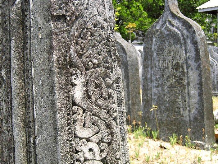 cementerios bonitos del mundo el de Malé en las Maldivas