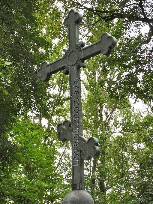 Además de bonito, el de Tikvin es uno de los cementerios más bonitos del mundo