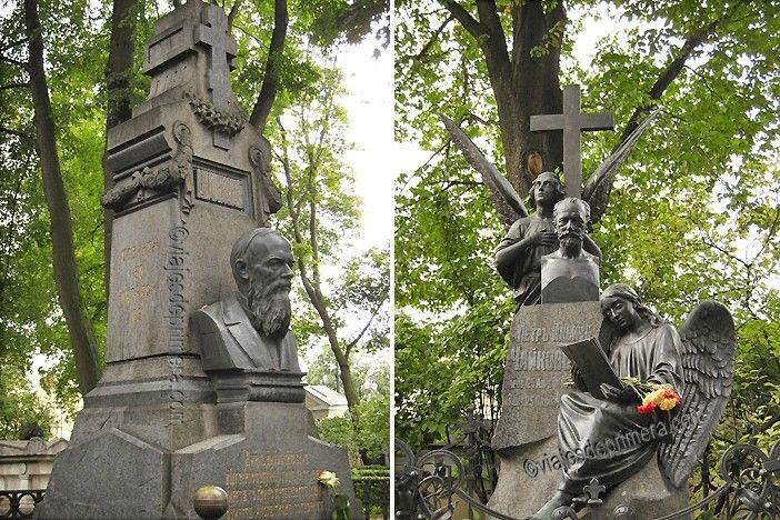 Cementerios curiosos del mundo, el de Tikvin, en San Petersburgo, Rusia