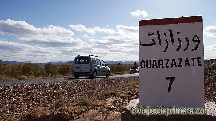 Un viaje por carretera en el Atlas marroquí te llevará a Ouarzazate, meca del cine en el Magreb